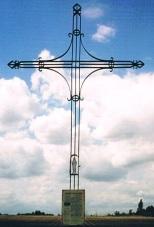 Croix ouvragée - Photo de Benoît Caron