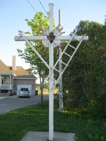 L'ancienne croix