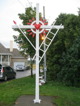 La nouvelle croix